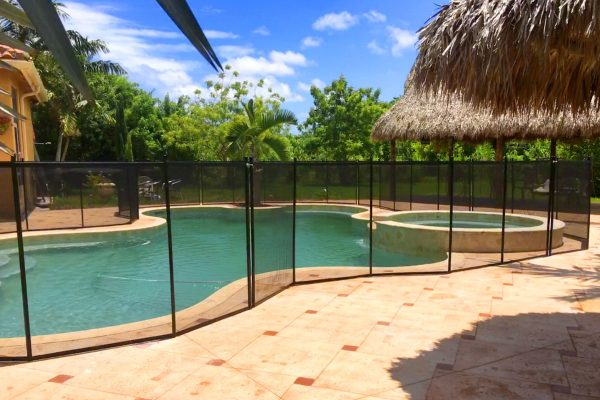 Homestead Pool Fence