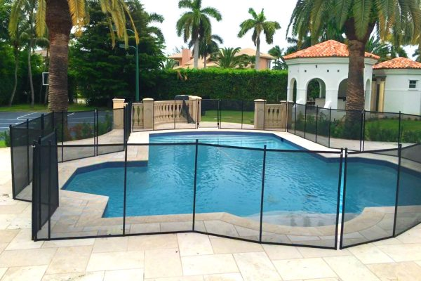 Coral Gables Pool Safety Fence